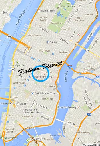 flatiron-District