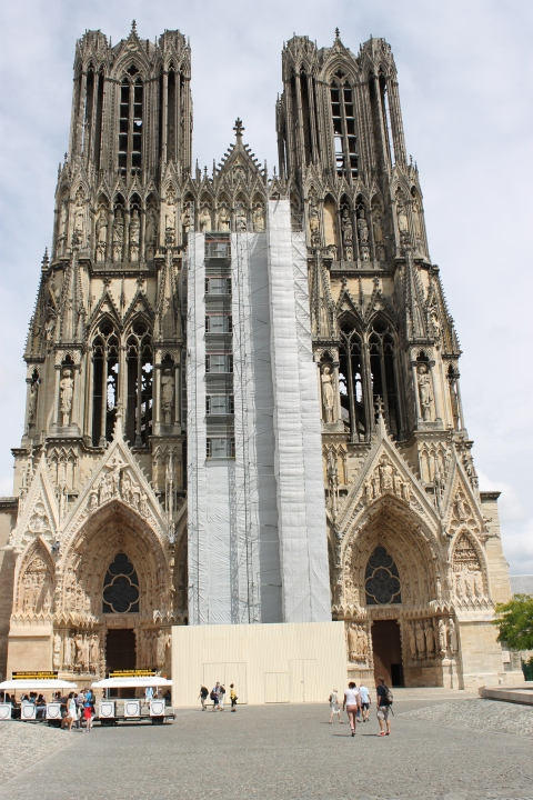 The Cathedral / La Cathédrale
