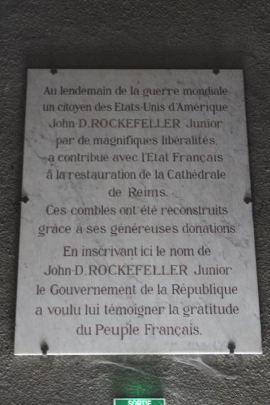 Thank you Rockfeller ! / Merci Rockfeller