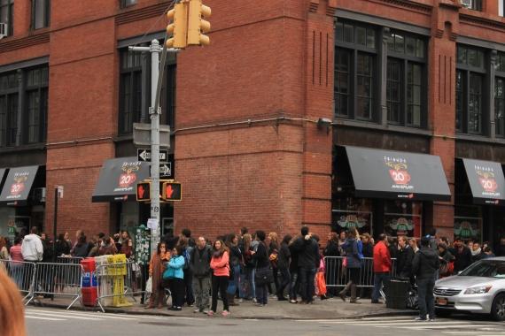 For the Friends's fan: the Cafe Perk ! - Pour les fans de Friends: le Café Perk !
