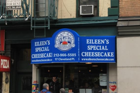 Eillen's Cheesecaskes