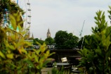 Queen Elizabeth Roof Garden - Big Ben