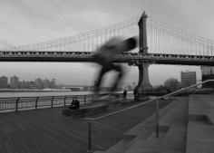 Electric Jump, Manhattan Bridge