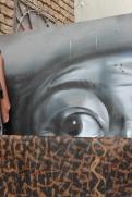 Camden Market Grafitti