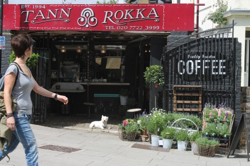 Chalk Farm Café