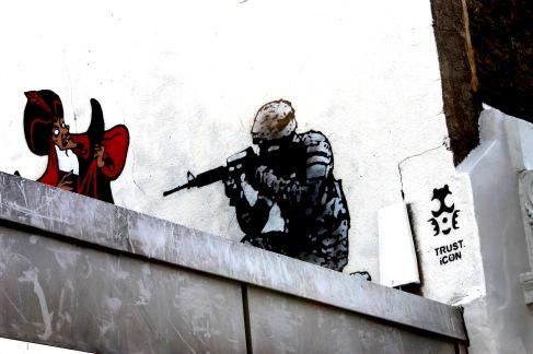 Camden Grafitti