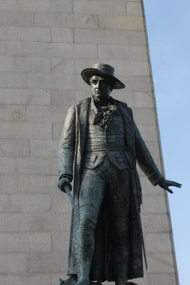 William Prescott,colonel during the war.