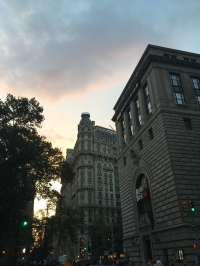The Ansonia Building, 73rd and Broadway