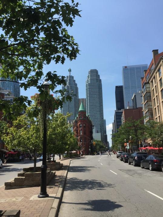 Toronto, the Flatiron