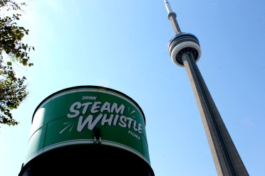 Toronto, CN Tower & Brewery