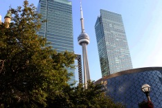 Toronto, CN Tower & Financial Disctrict