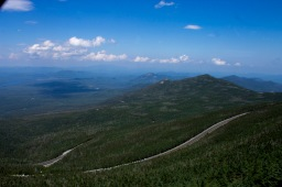 Infinite Road from Whiteface Mountain