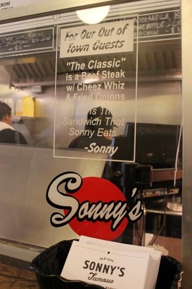 Sonny's Famous