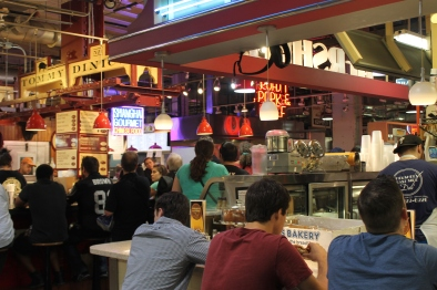 in the Reading Terminal Market