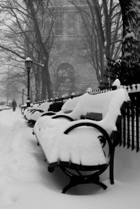 Upper West Side - SnowZilla