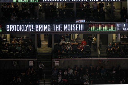 Brooklyn Nets - Let's bring the noise