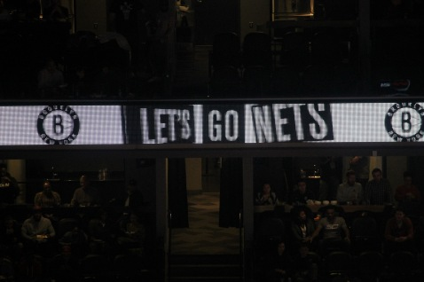 Brooklyn Nets - Let's go Nets