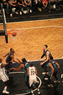 Brooklyn Nets - Action