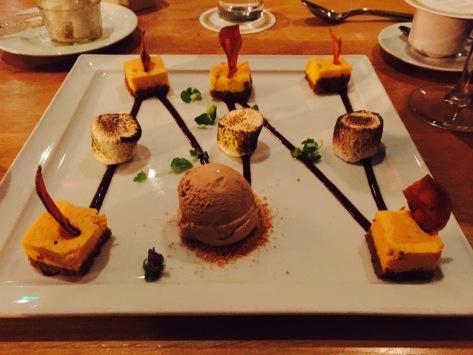 Atlanta - Sweet Potato Cheese Cake