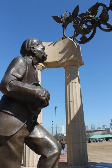 Atlanta - Olympic Statue