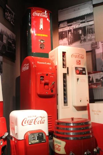 Atlanta - Coca-Cola Museum