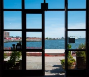 Red Hook - View from the winery