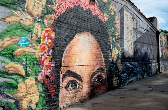 Red Hook - Street Art