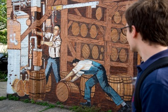 Red Hook - Whiskey Makers Wall