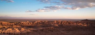 Mirador del Coyote - Atacama Desert