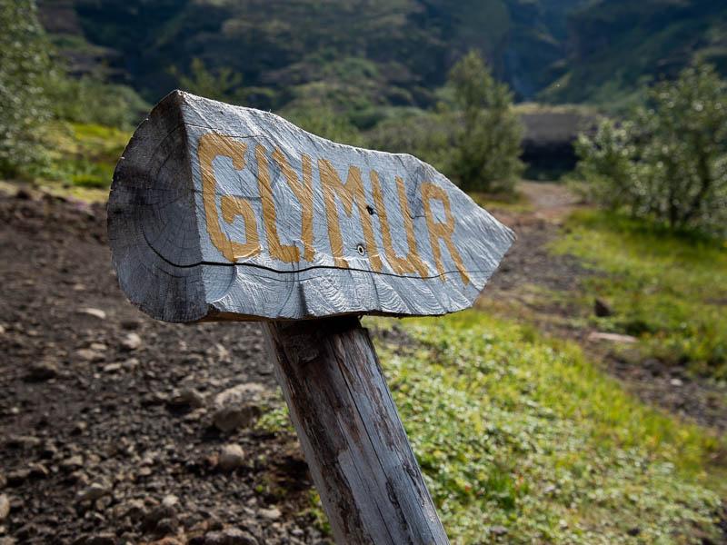 Glymur Hike