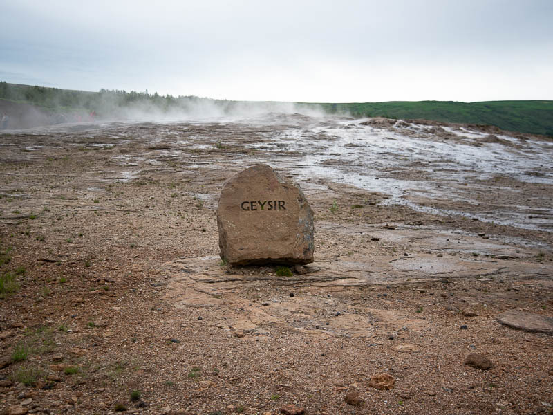 The Great Geysir, Iceland, Golden Circle