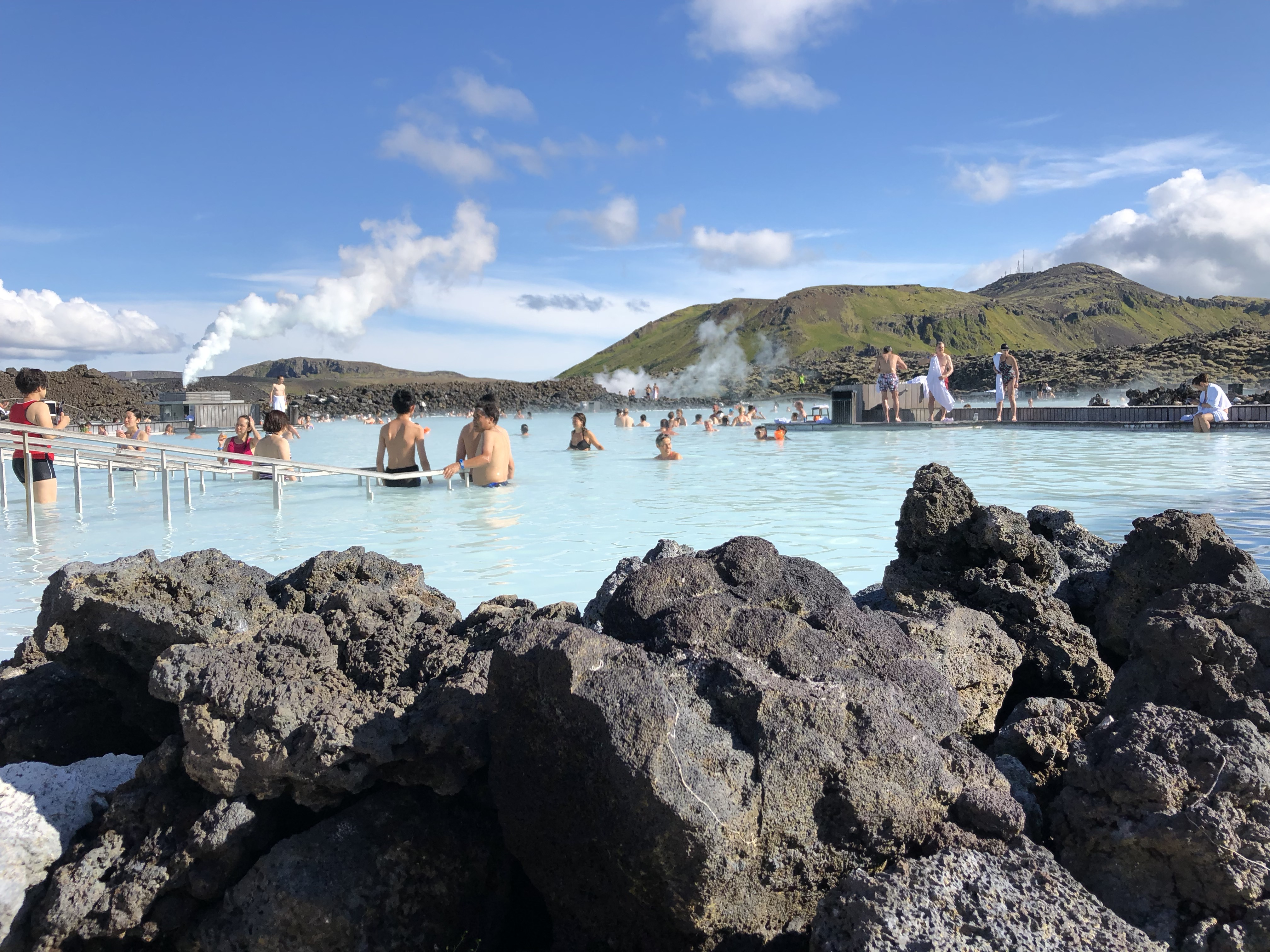 Reykjavík, The Blue Lagoon